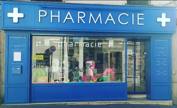 La première pharmacie inscrite !