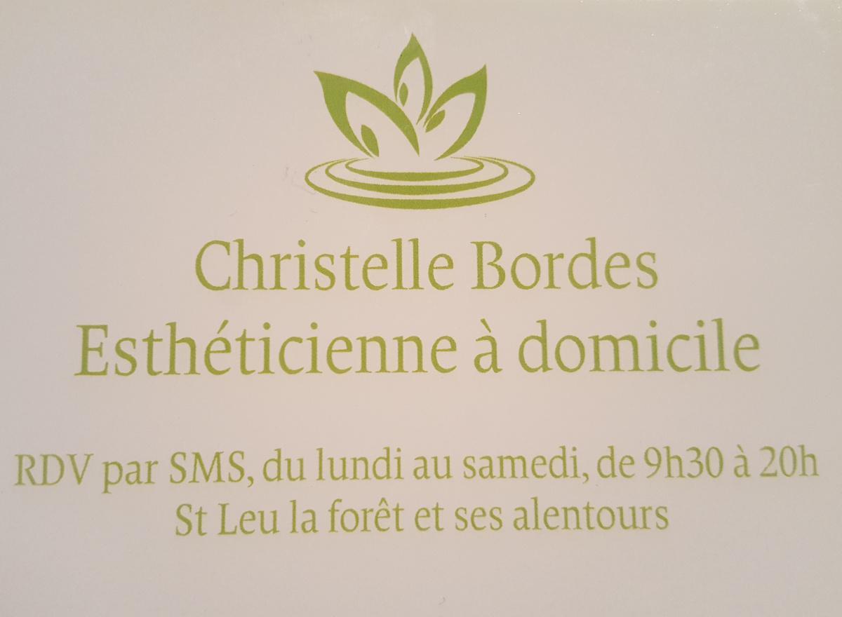 Christell'Esthétique nouvellement inscrite !