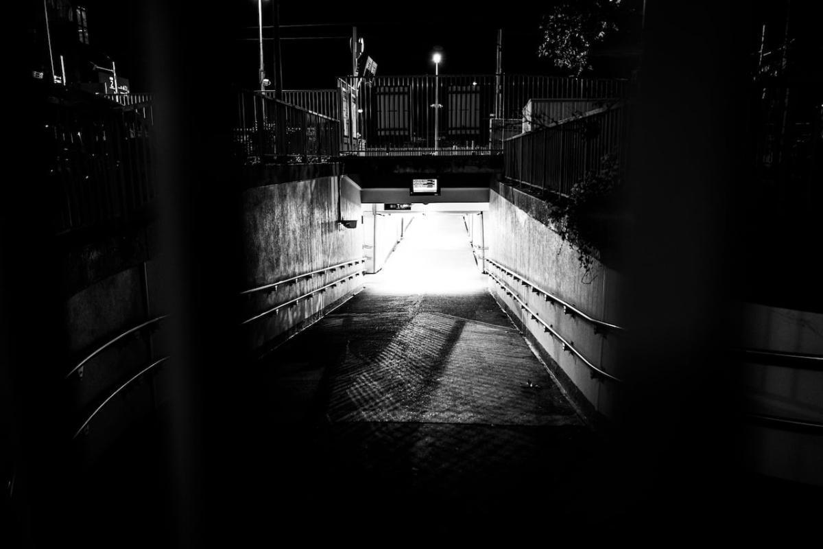 Saint-Leu la nuit, vue par Cyril Cornet