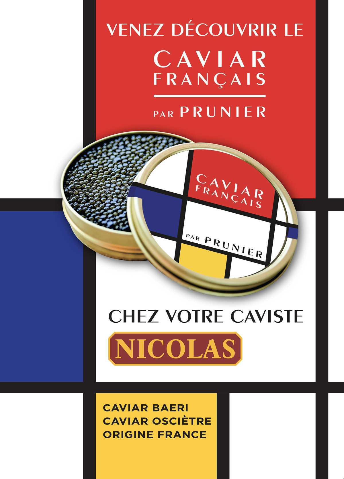 Une histoire française chez votre caviste Nicolas