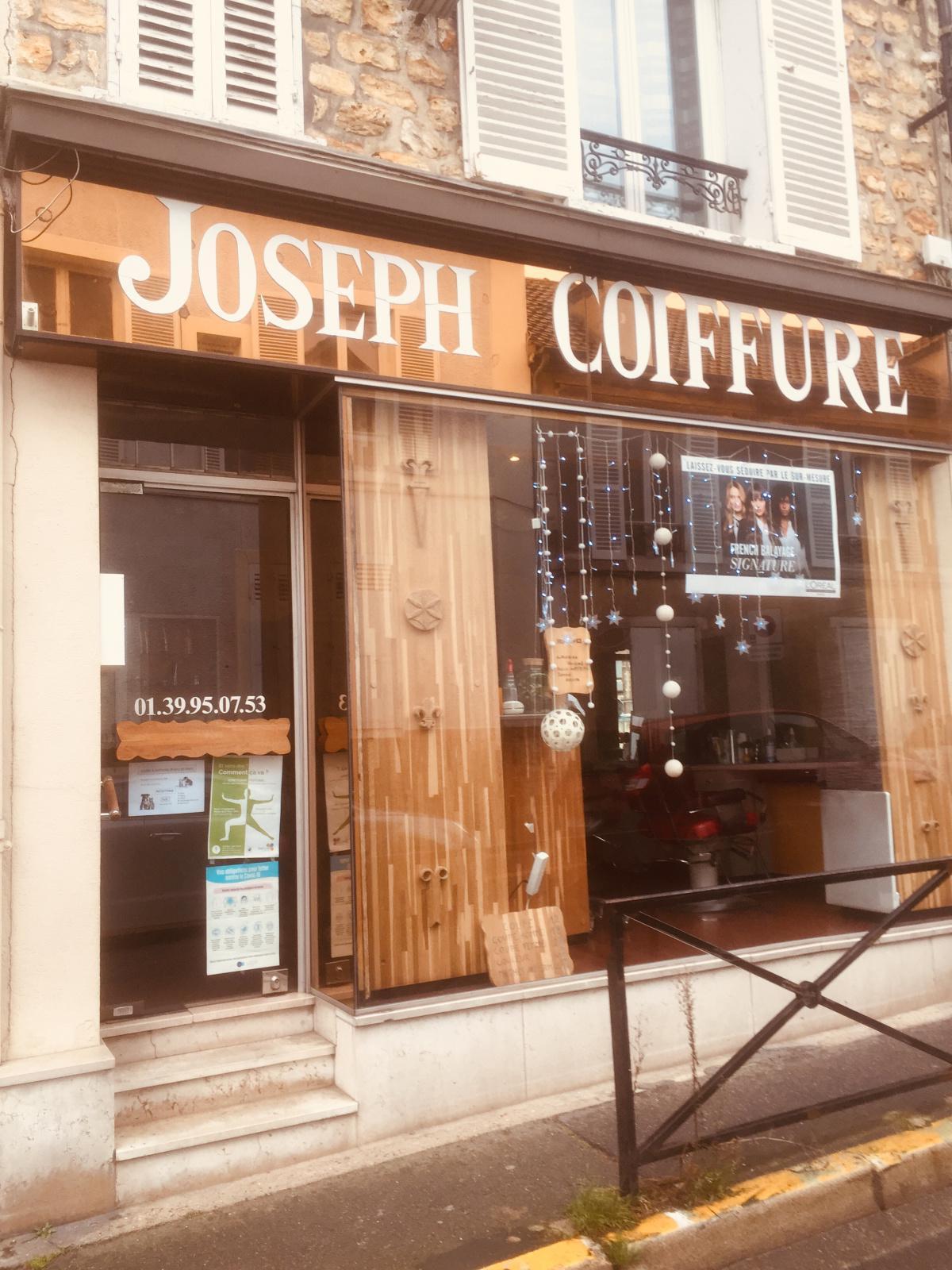 Christelle Joseph Coiffure rejoint l'appli