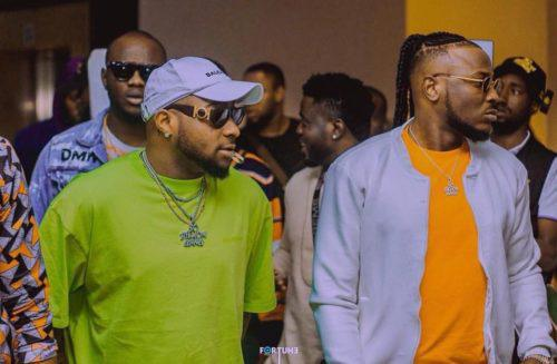 """""""Peruzzi Is The Best Thing That Ever Happened To My Career""""- Davido Fires Back At Golden Boy CEO"""
