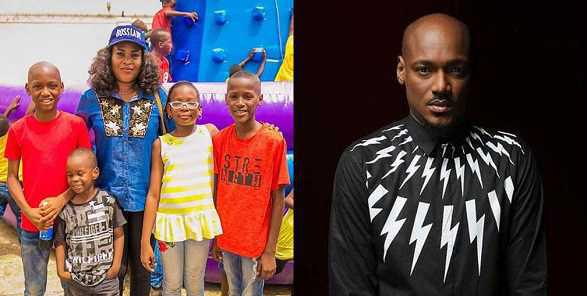 2Baba's Baby Mama Advices Women Not Be Concubines