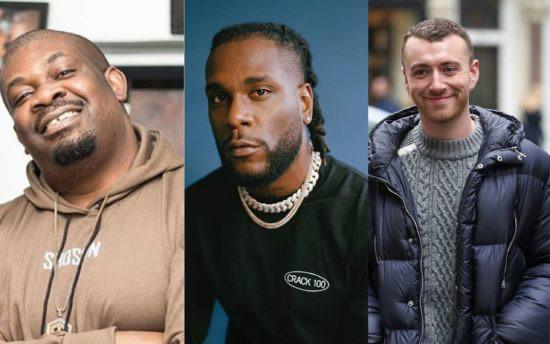 Don Jazzy reacts to Burna Boy featuring on Sam Smith new song