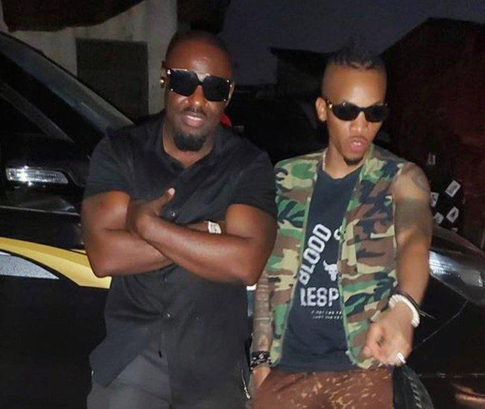 Actor Jim Iyke Involved In An Accident While On His Way To Tekno's Music Video Shoot