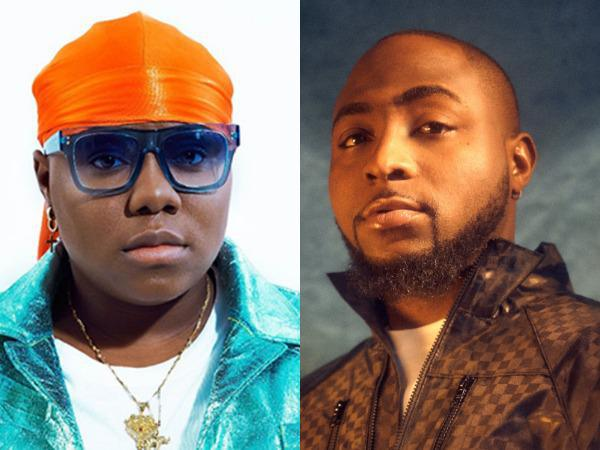 Teni announces a new collaboration with Davido