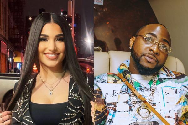 "Enisa drops hints on her collaboration, ""Love Cycle"" remix with Davido"