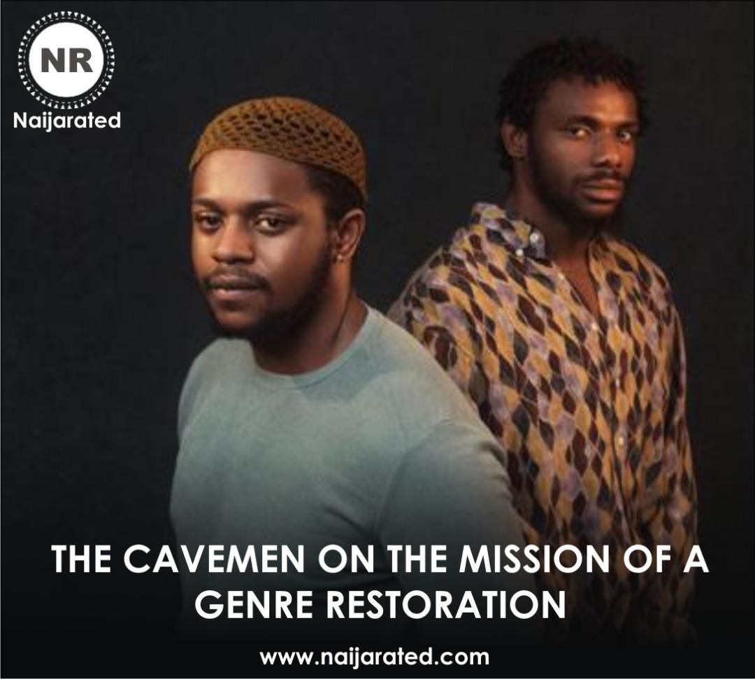 The Cavemen on the Mission of a Genre Restoration