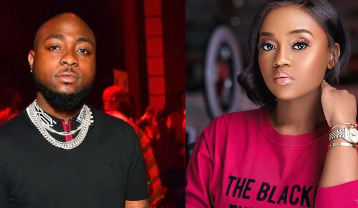 Chioma Finally Deletes All Photos Of Her & Davido On Instagram