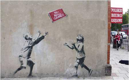 Summer edition: The Inside Files of The Mysterious Banksy