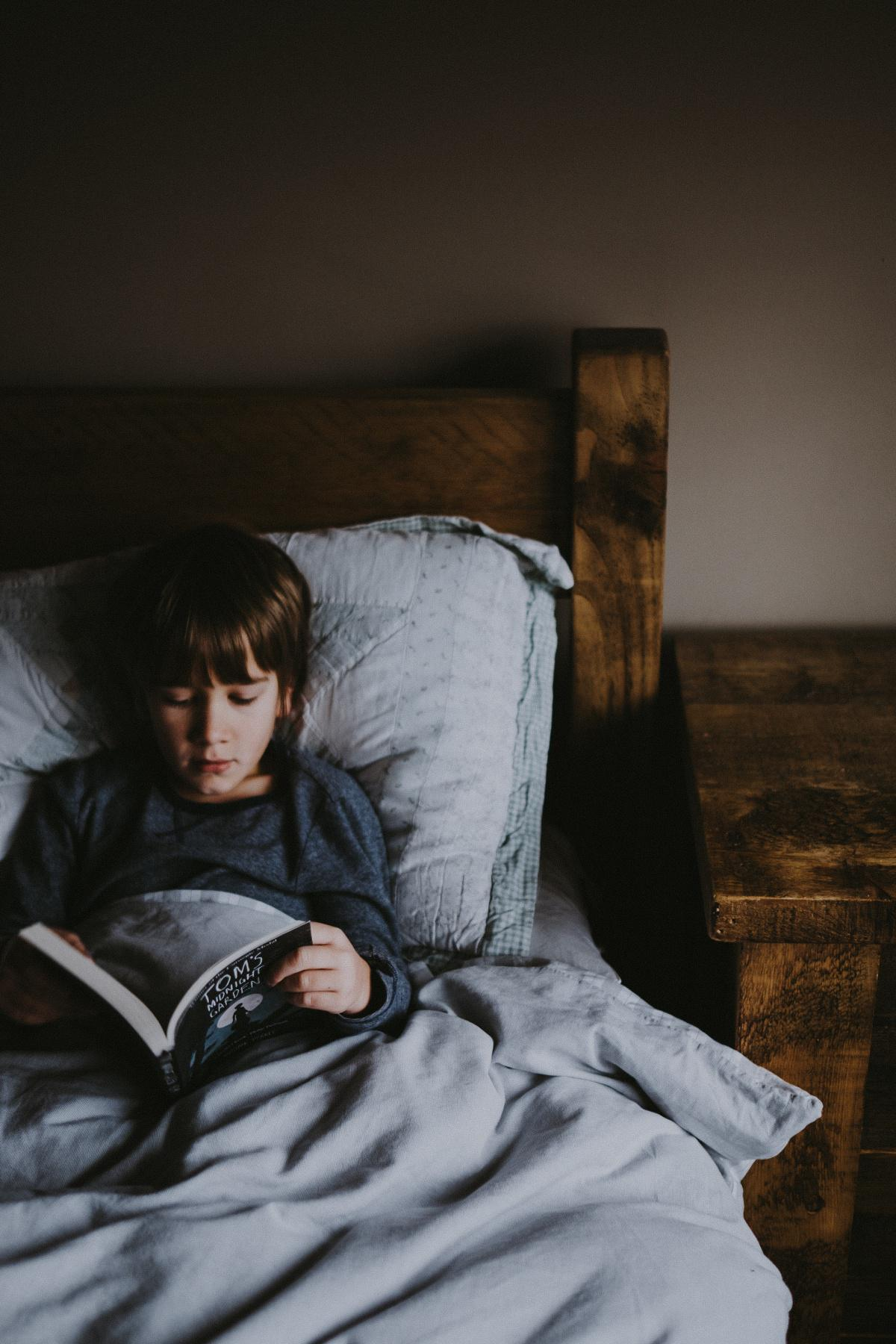 How to encourage a love of reading in your children