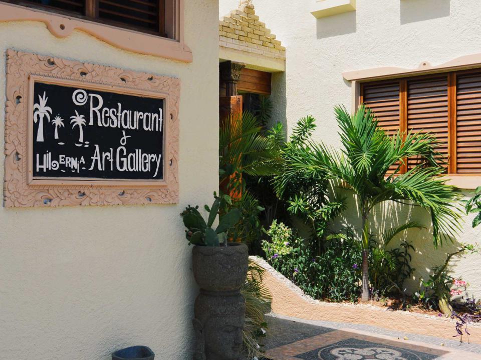 Hibernia Restaurant & Art Gallery