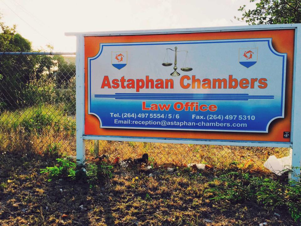 Astaphan T W R Barrister Solicitor