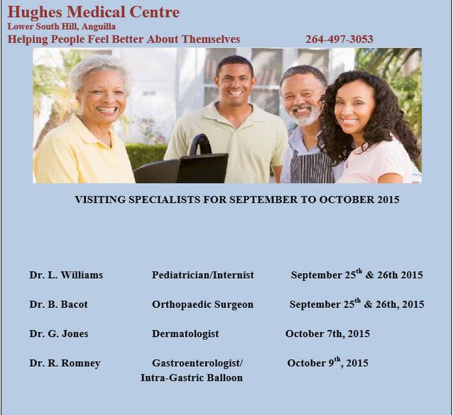 Hughes Medical Centre
