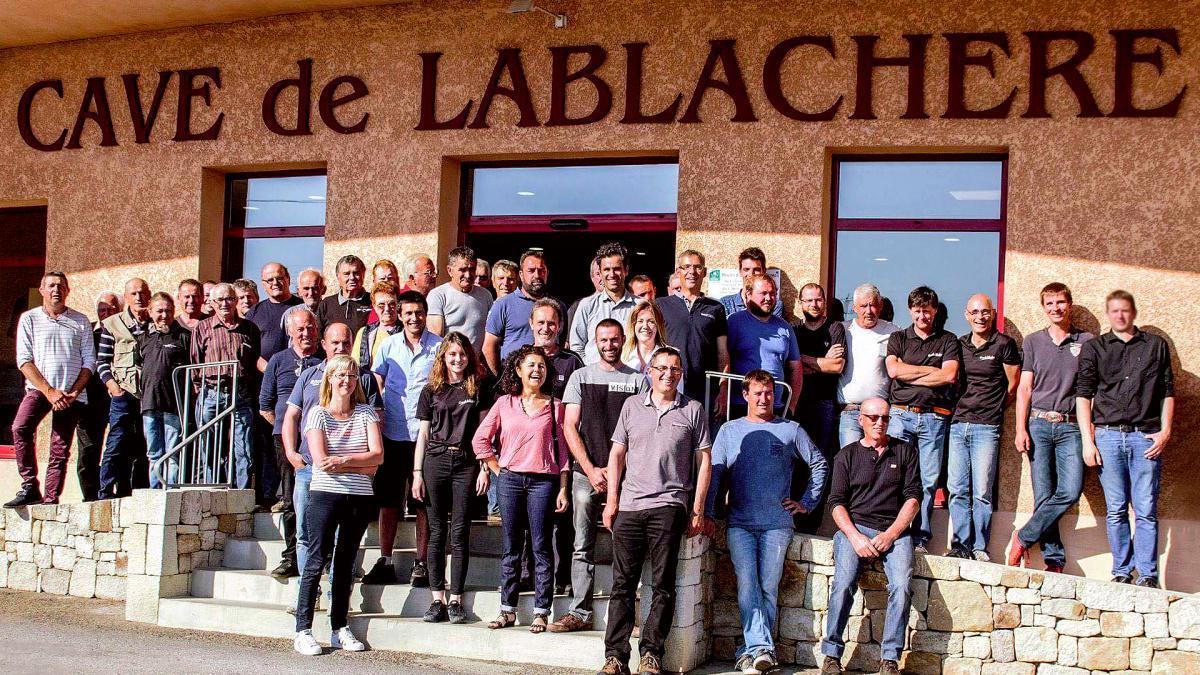 Cave de Lablachère