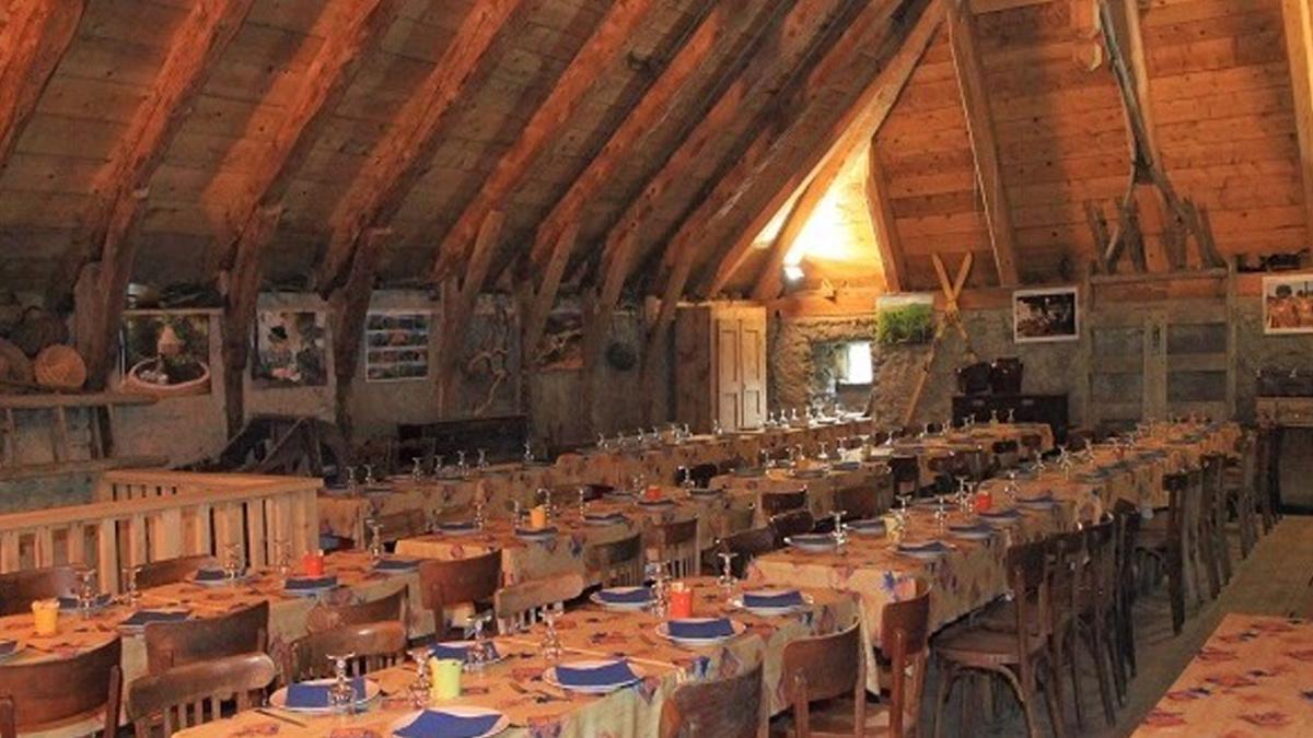Ferme Café Restaurant - La Source de la Loire