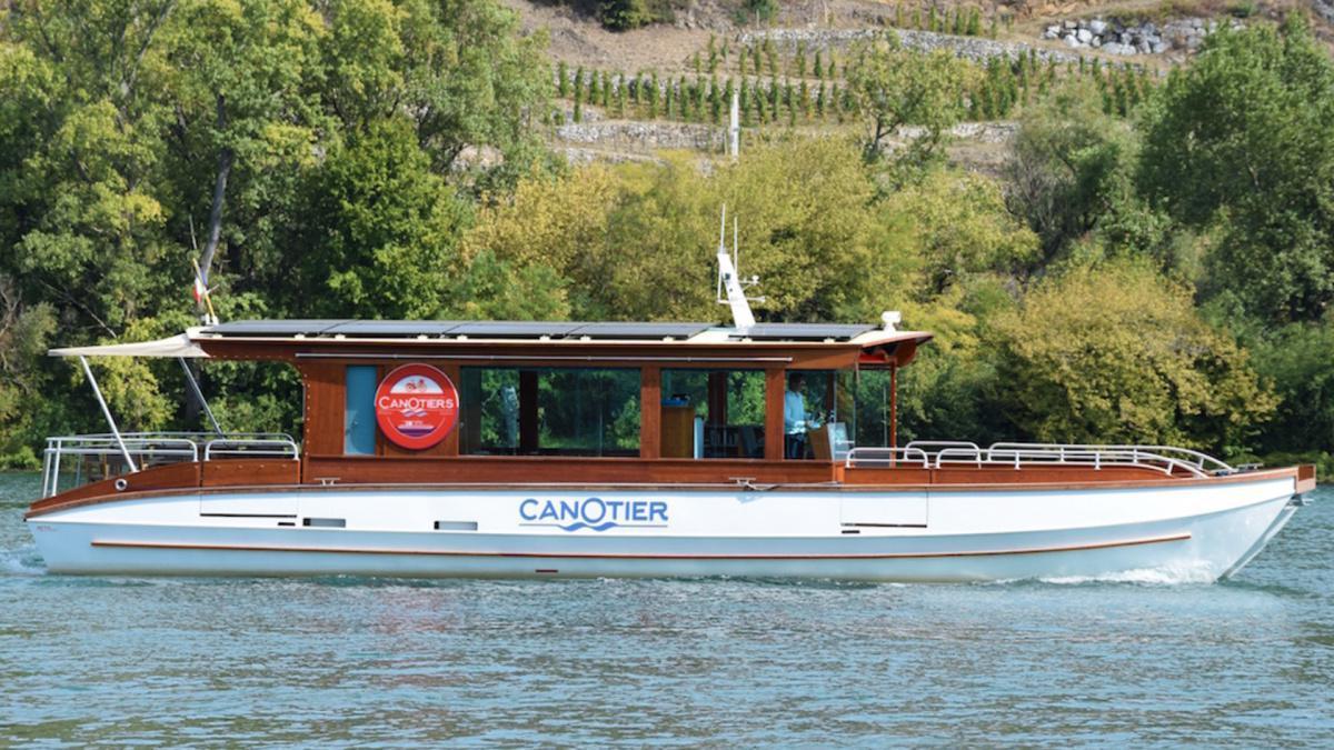 La compagnie des canotiers - Boatnbike