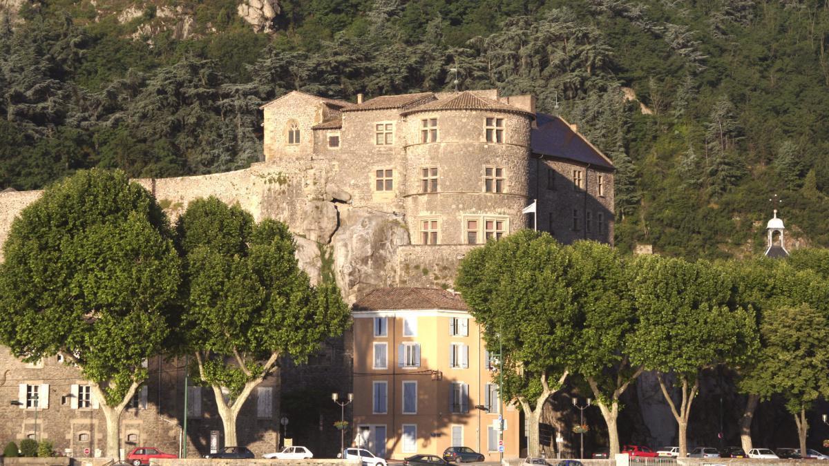 Visite de Tournon sur Rhône - Point 3