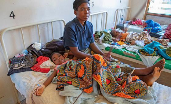 Mundo livre da malária ainda está muito longe