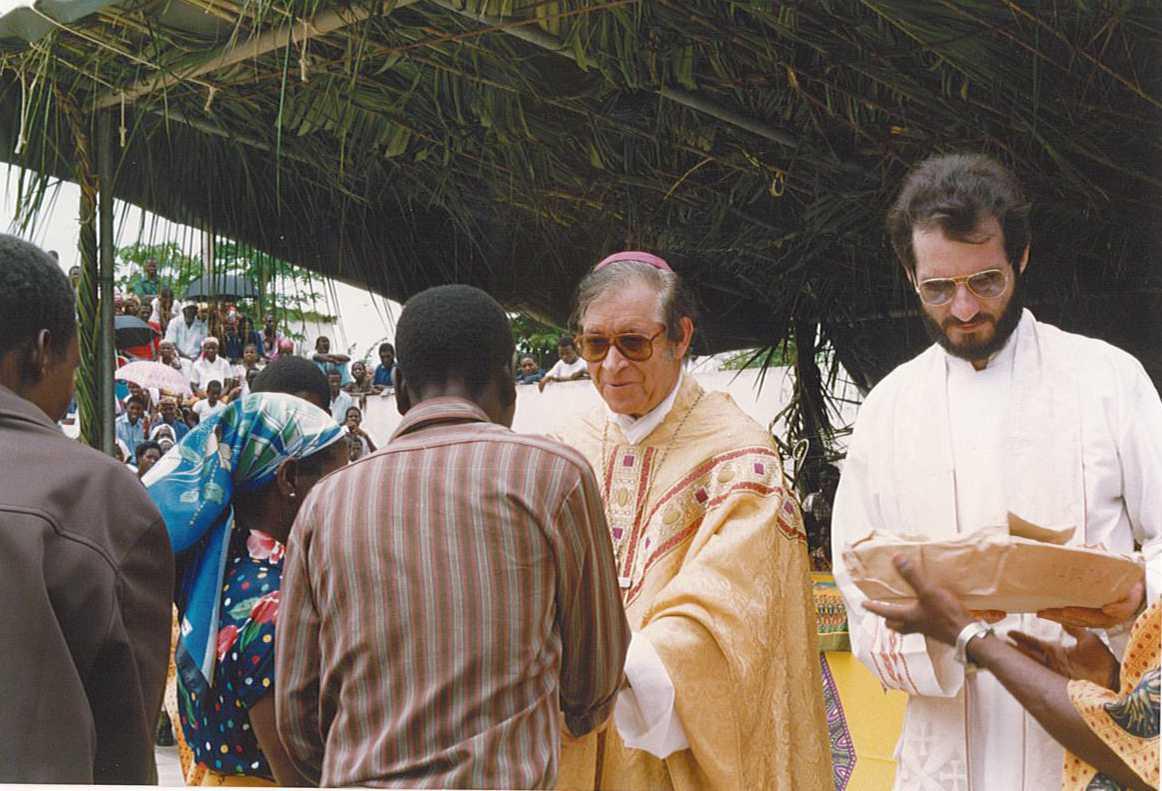 Faleceu D. Manuel Vieira Pinto, arcebispo emérito de Nampula