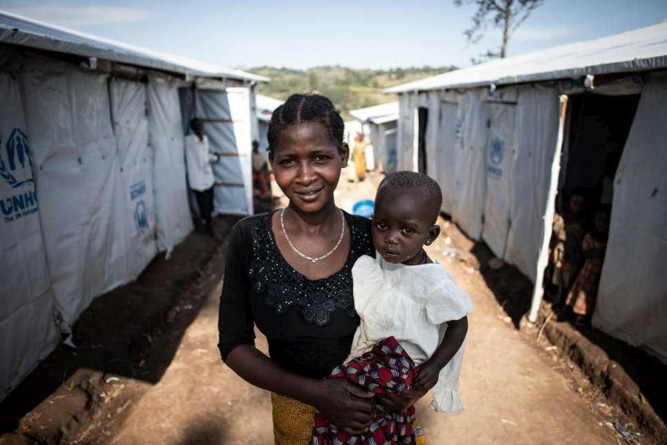Deslocados internos são vítimas «invisíveis»