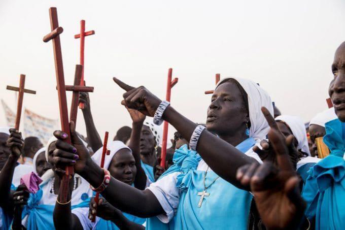 Conselho de Igrejas do Sudão do Sul pede o fim da violência