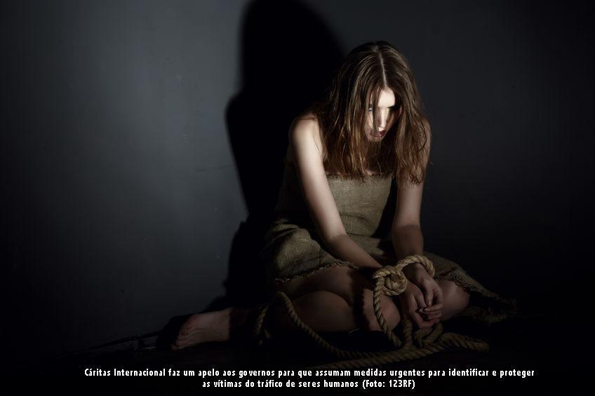 Proteger os mais vulneráveis do tráfico de pessoas
