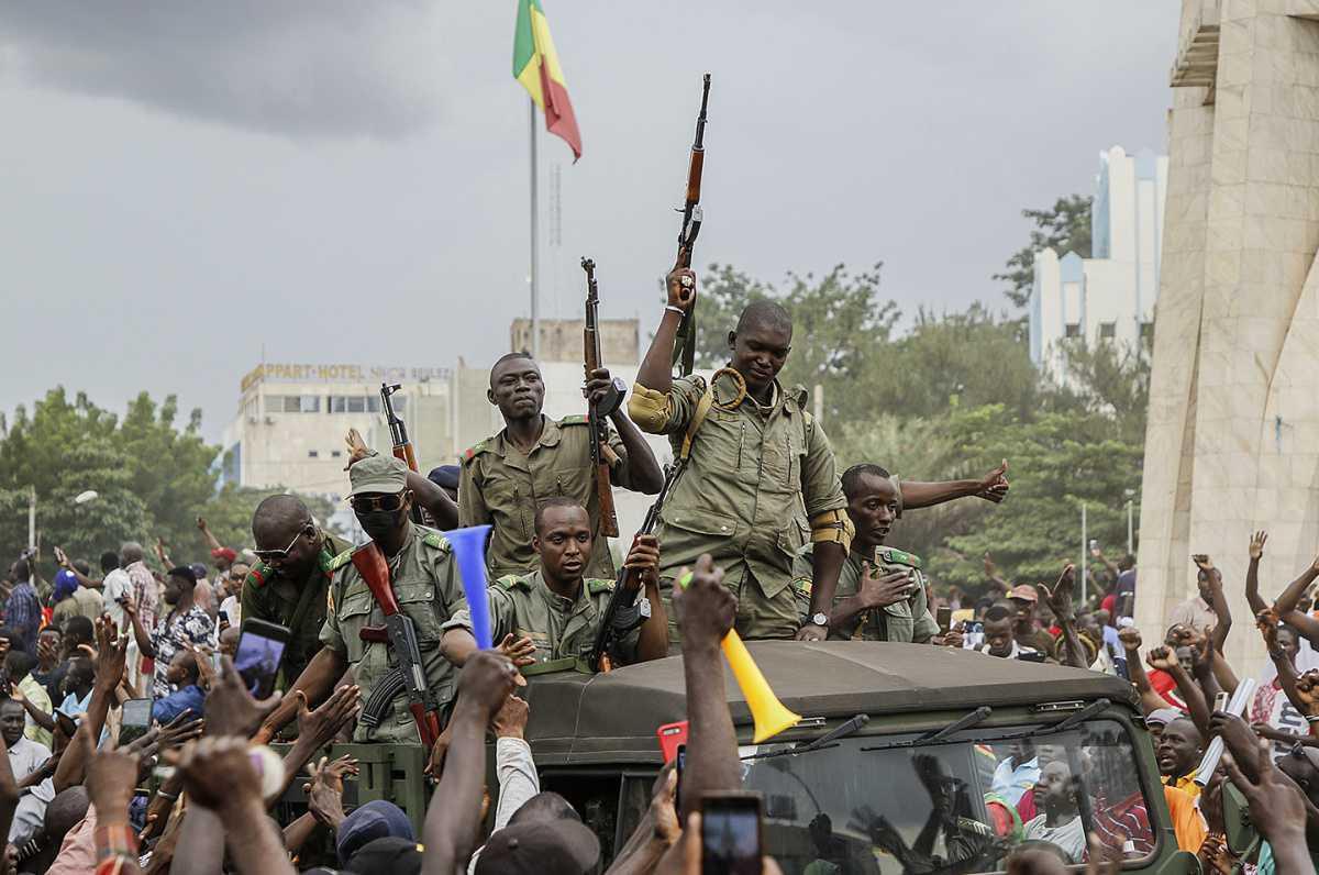 Golpe de Estado no Mali