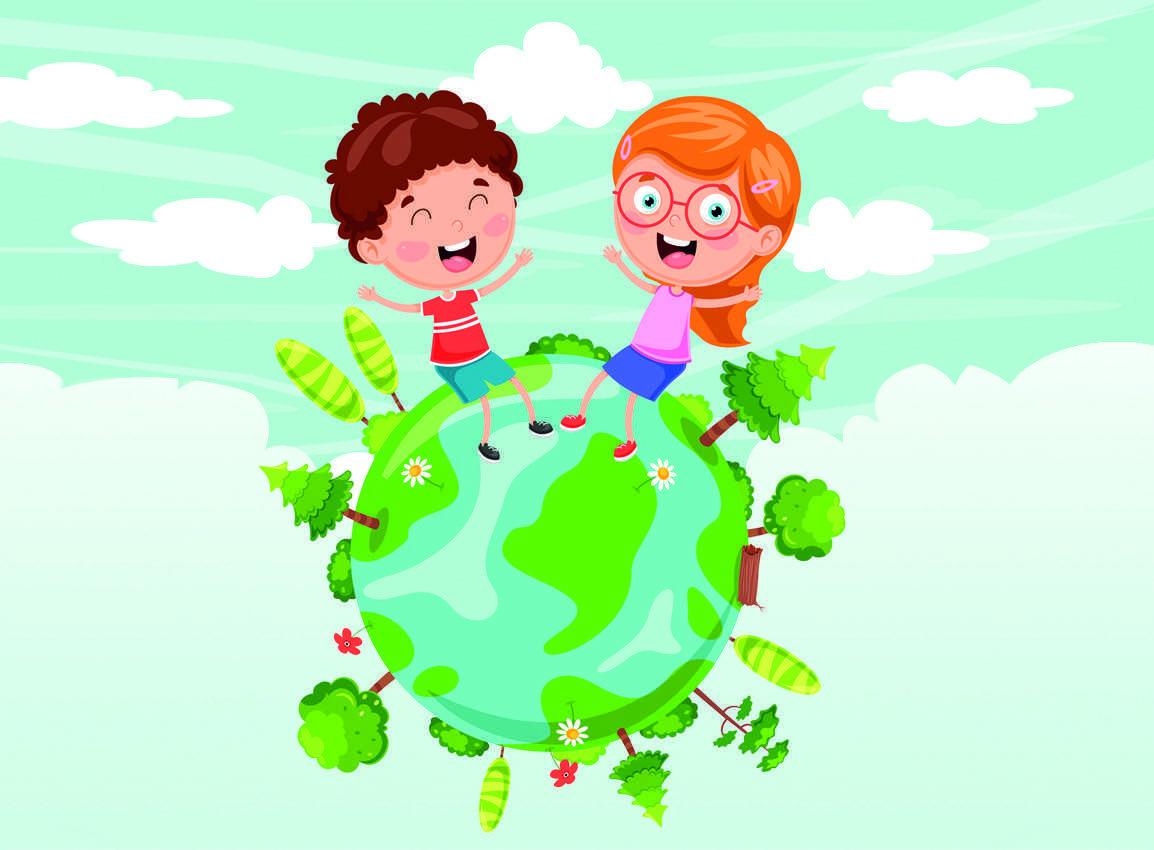 Amigos do planeta