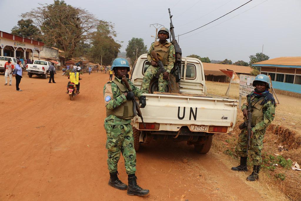 Bispos da República Centro-Africana: grupos armados controlam até 80% do país