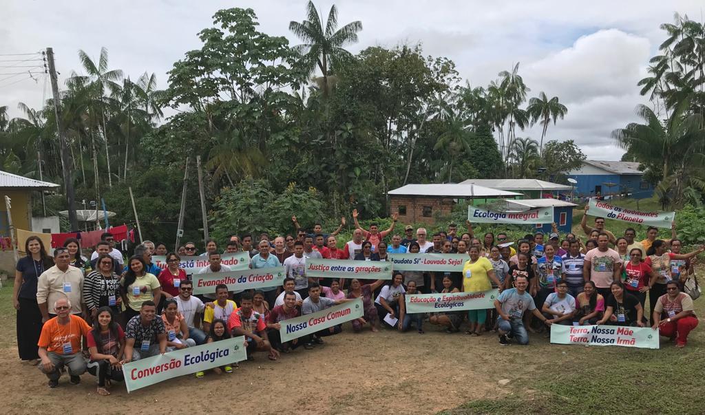 Brasil: defender a Casa Comum