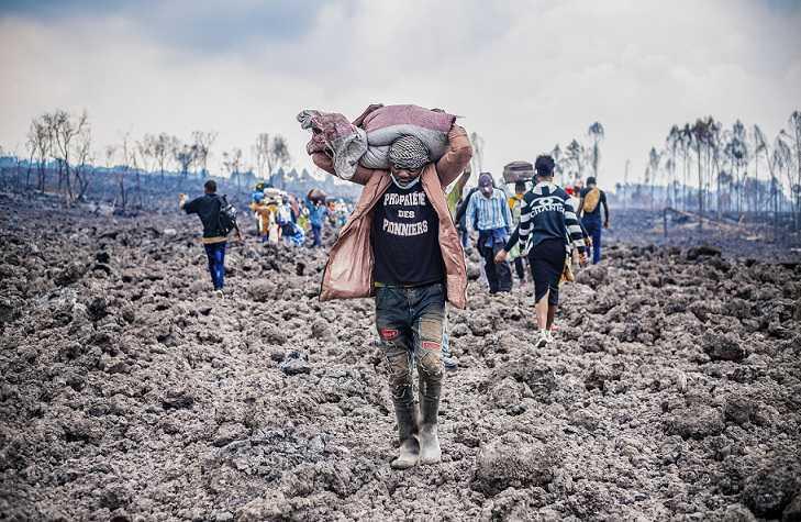 RD do Congo: vulcão ameaça população