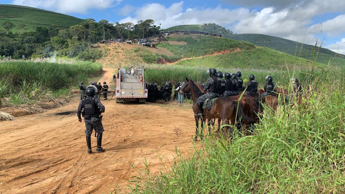 Brasil: conflitos no campo