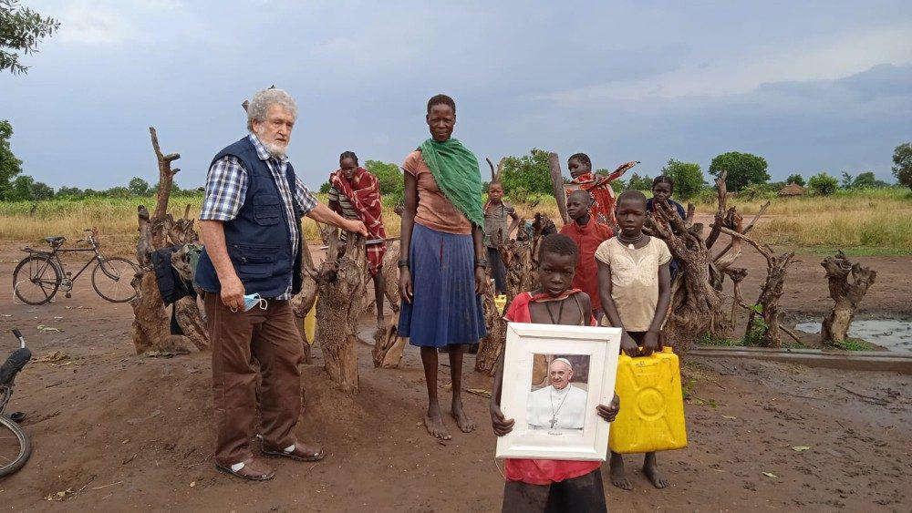 Uganda: doação do Papa Francisco