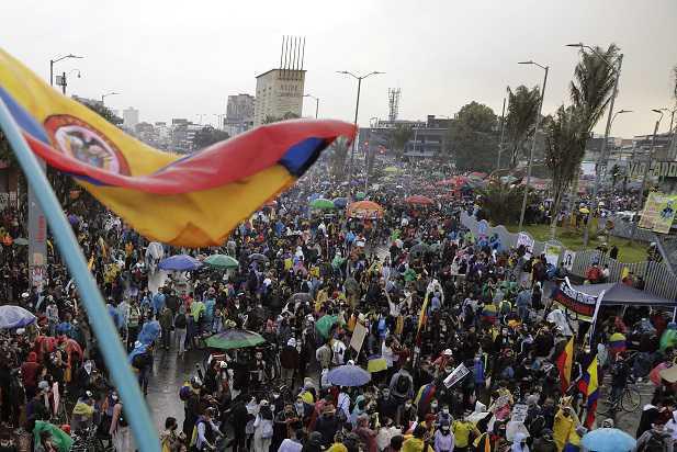 Colômbia: caminhar juntos