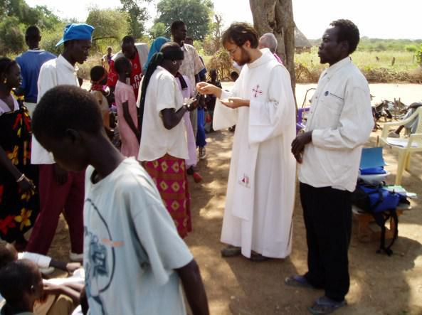 Esperança para o Sudão do Sul
