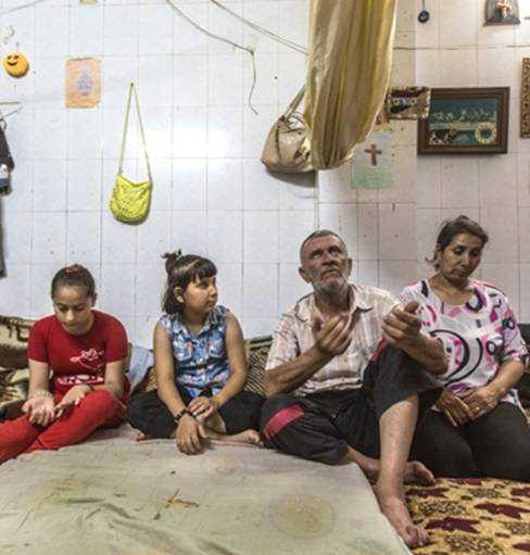 Síria: agravamento da crise económica