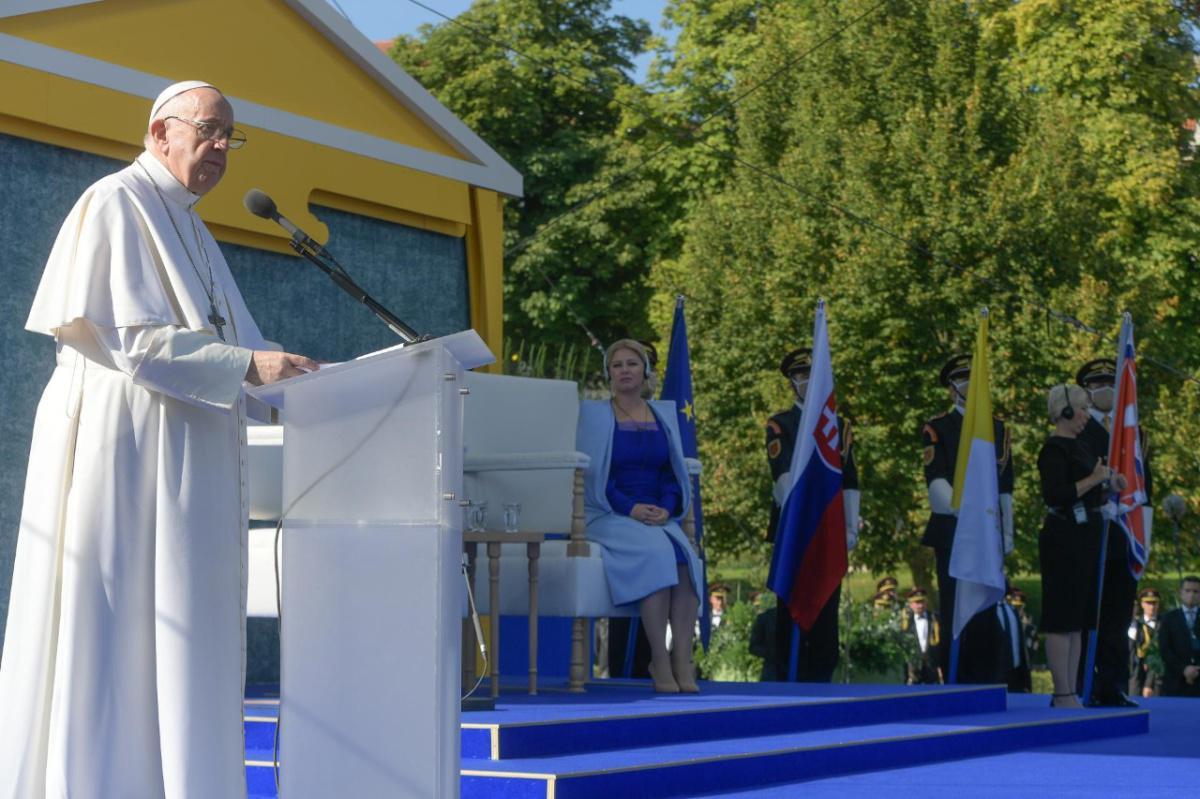 Francisco: solidariedade europeia