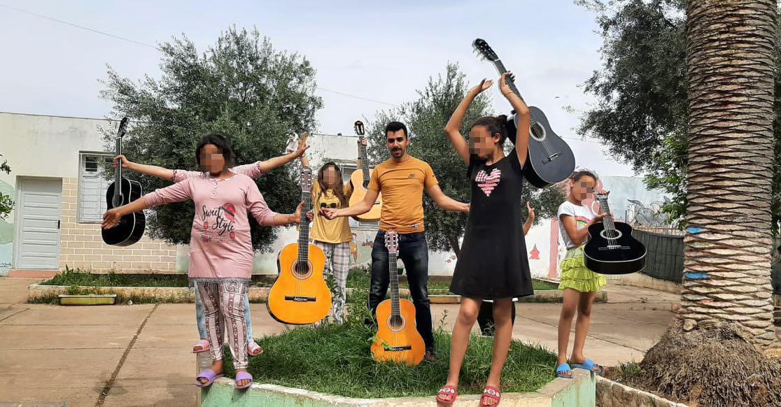 Educar com a música
