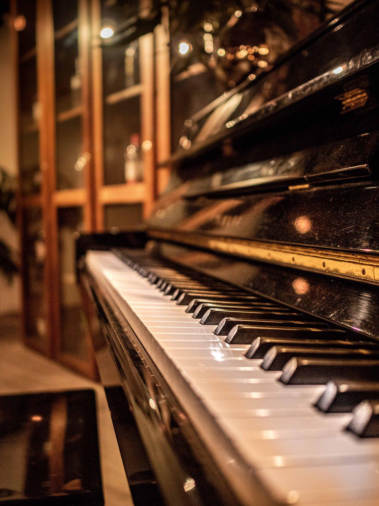 Léo il vient quand jouer du piano?