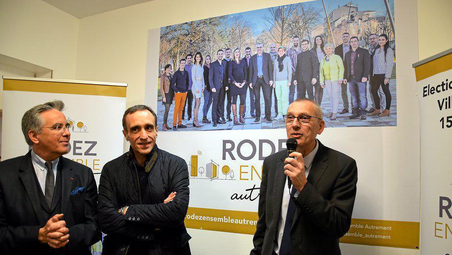 Rodez : Serge Julien et la droite… rajeunie