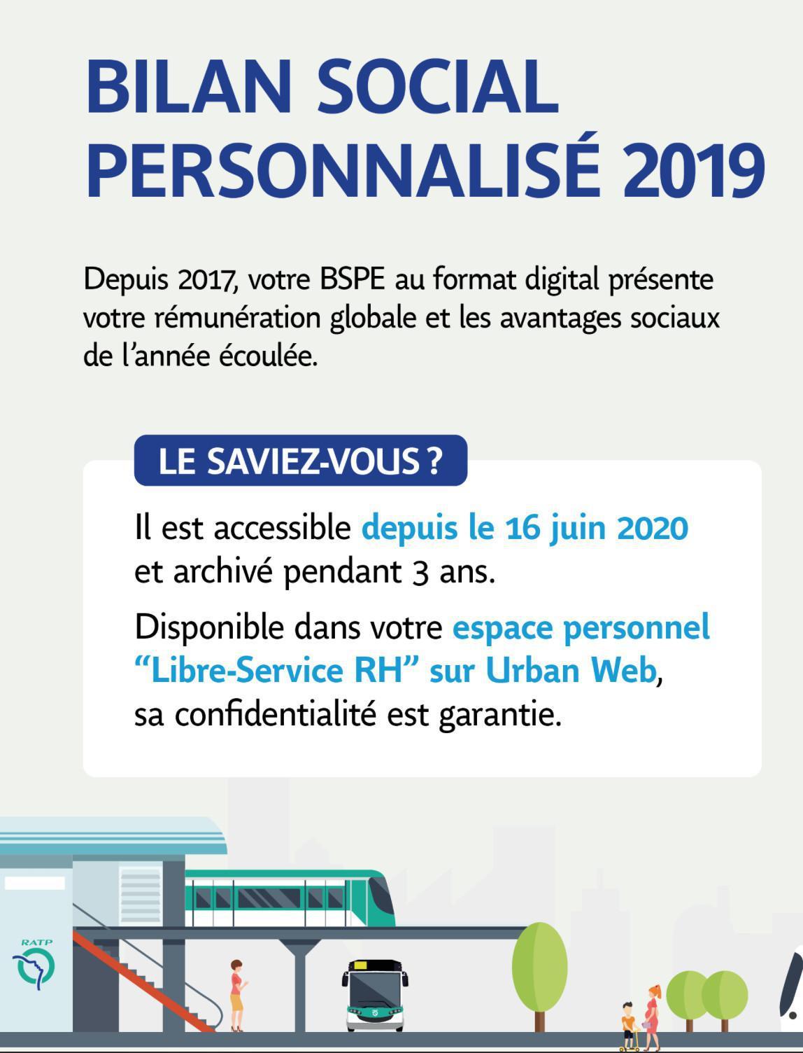 Votre BSPE 2019 est en ligne