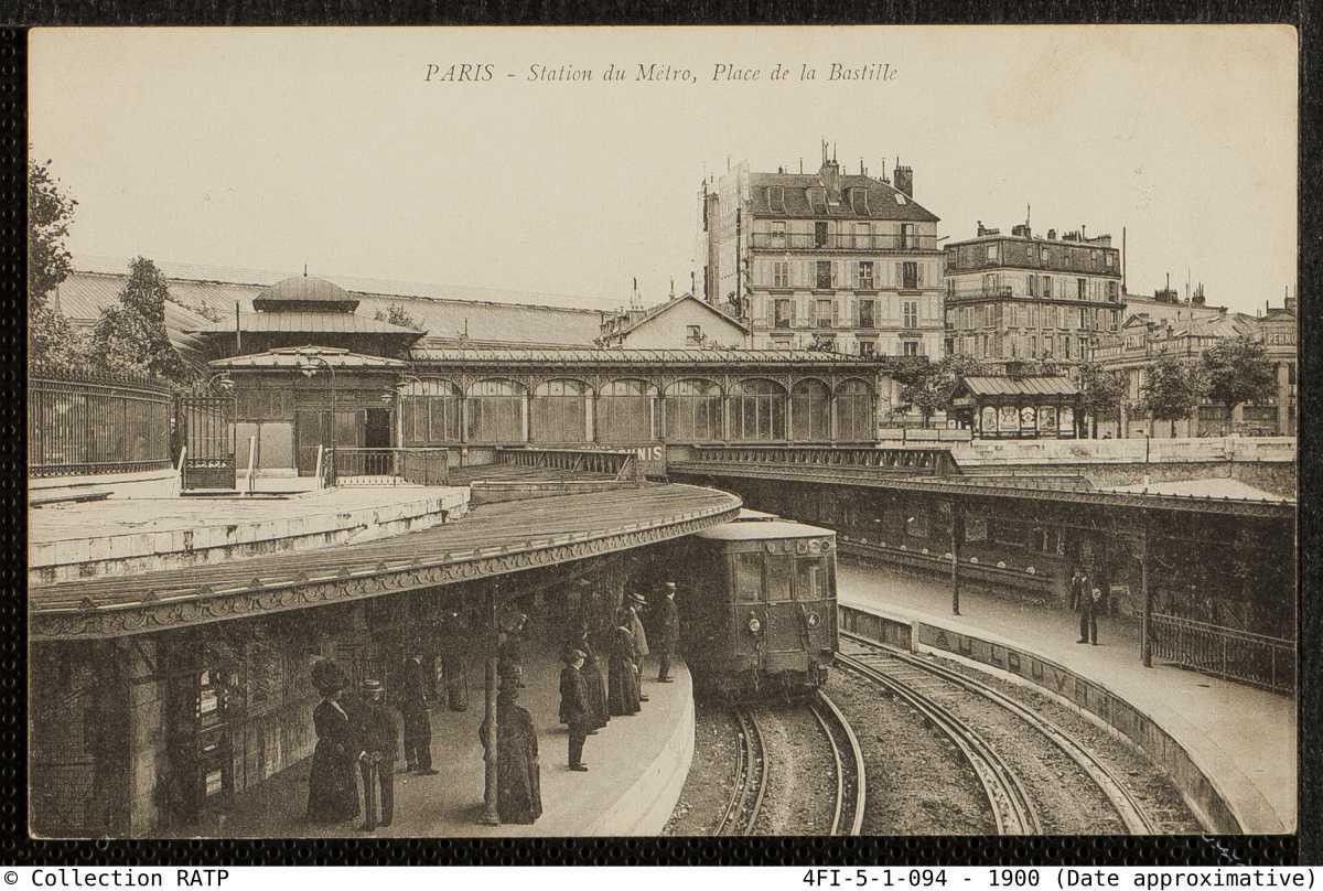 Ce dimanche 19 juillet, le métro fête ses 120 ans !