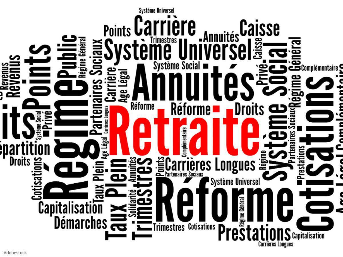 Agenda social : report des réformes retraites et assurance chômage