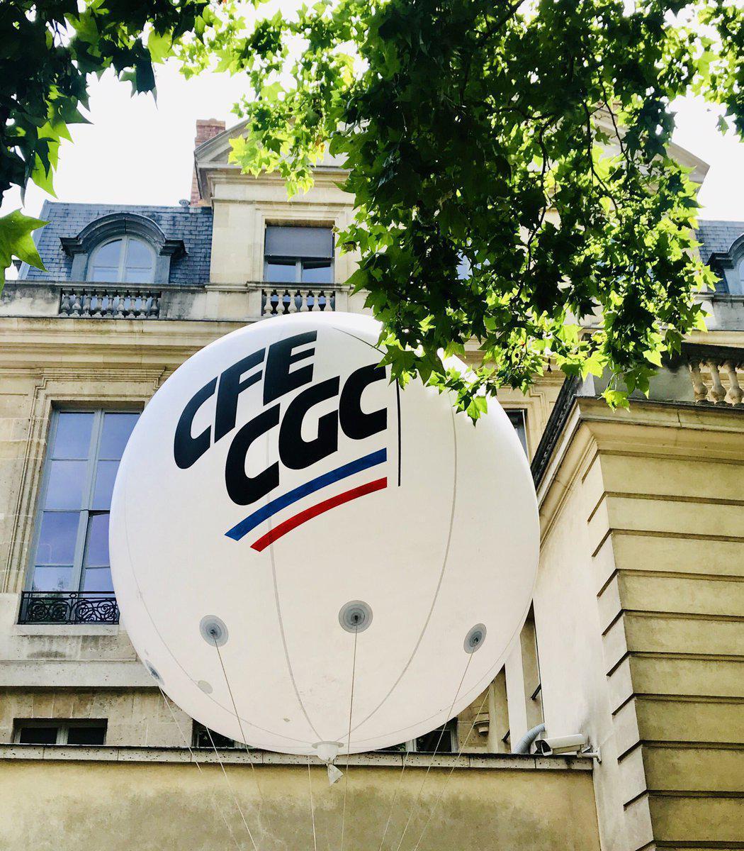 Missions de la CFE-CGC Groupe RATP