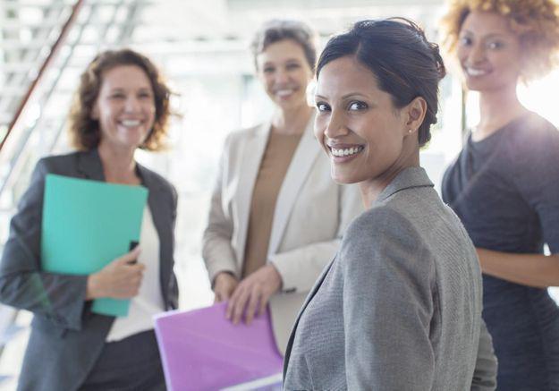 Les cadres : de plus en plus de femmes