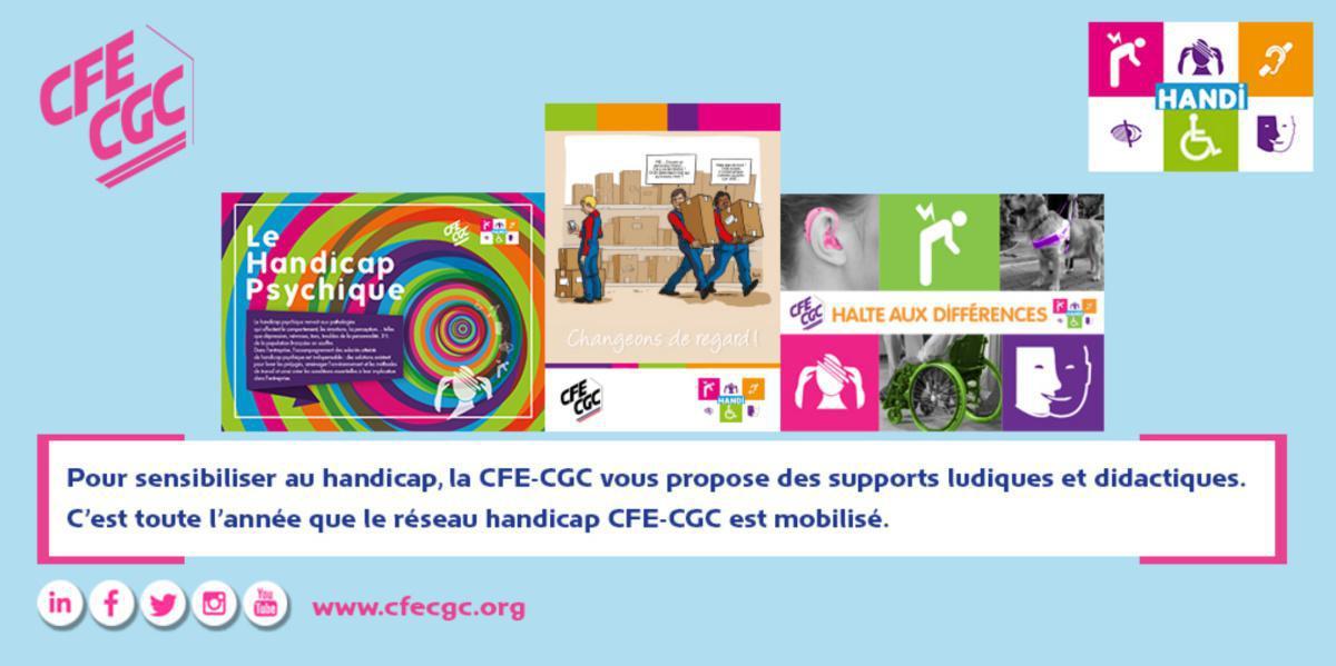 24e édition de la Semaine européenne pour l'emploi des personnes handicapées du 16 au 22 novembre