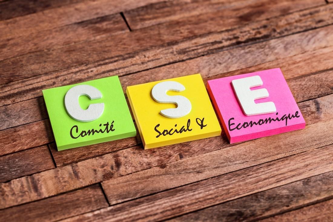 CSE central séance 25 novembre 2020