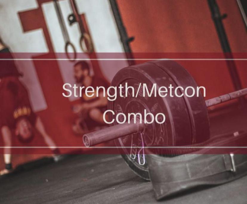 Strength/Metcon