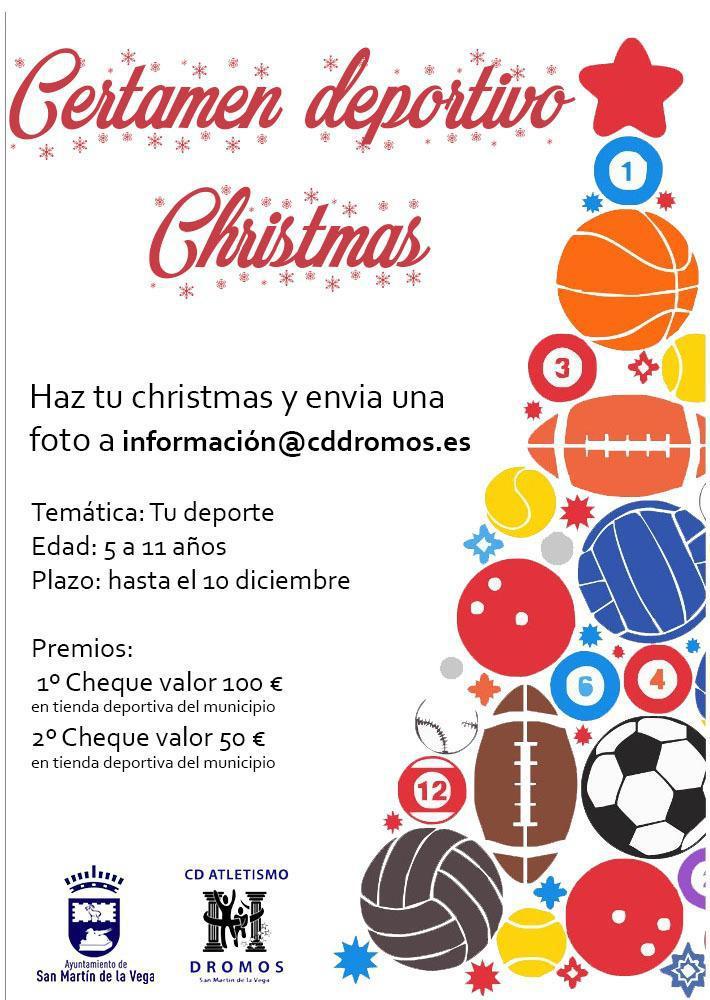 Certamen de Christmas Deportivos
